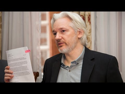 Julian Assange's Asylum in Ecuador's Embassy is 'Under Threat'