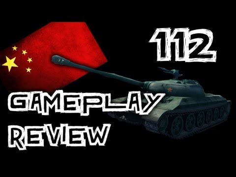 World Of Tanks || 112 Gameplay Review