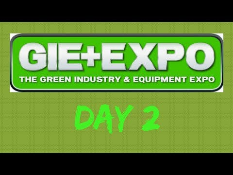 GIE+EXPO DAY 2!!!