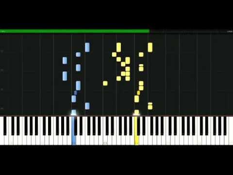 Beastie Boys - Girls [Piano Tutorial] Synthesia | passkeypiano
