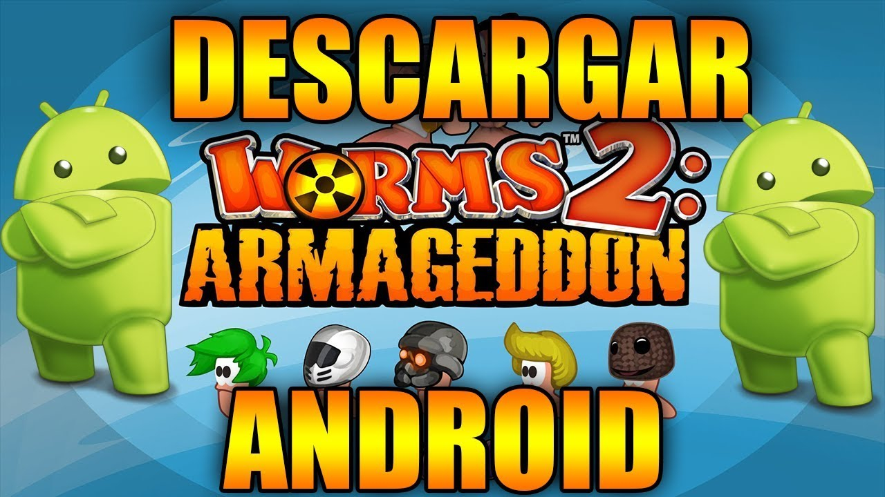 worms armageddon apk