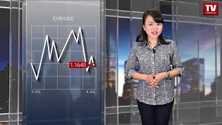 InstaForex tv news: Bull dan bear siap untuk perdagangan aktif  (05.07.2018)