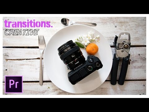 10 Free Creative DIY Your Own Camera Transitions Explained