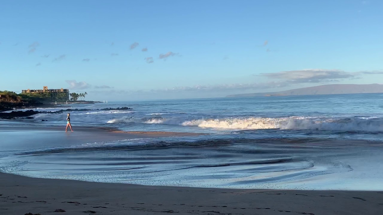 Maui Morning at Kamaole Beach III