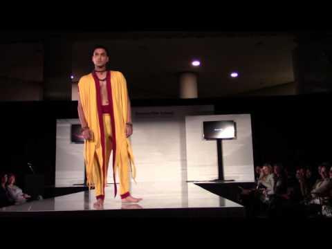 Toronto Film School Oct 2015 Fashion Design Grad Encore Presentation