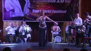 Bellydancer Liz Leyla in Egypt - Ahlan Wa Sahlan - Alf Leila Wa Leila