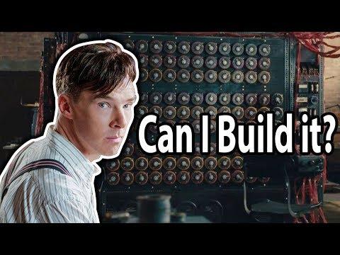 Building an Enigma Machine