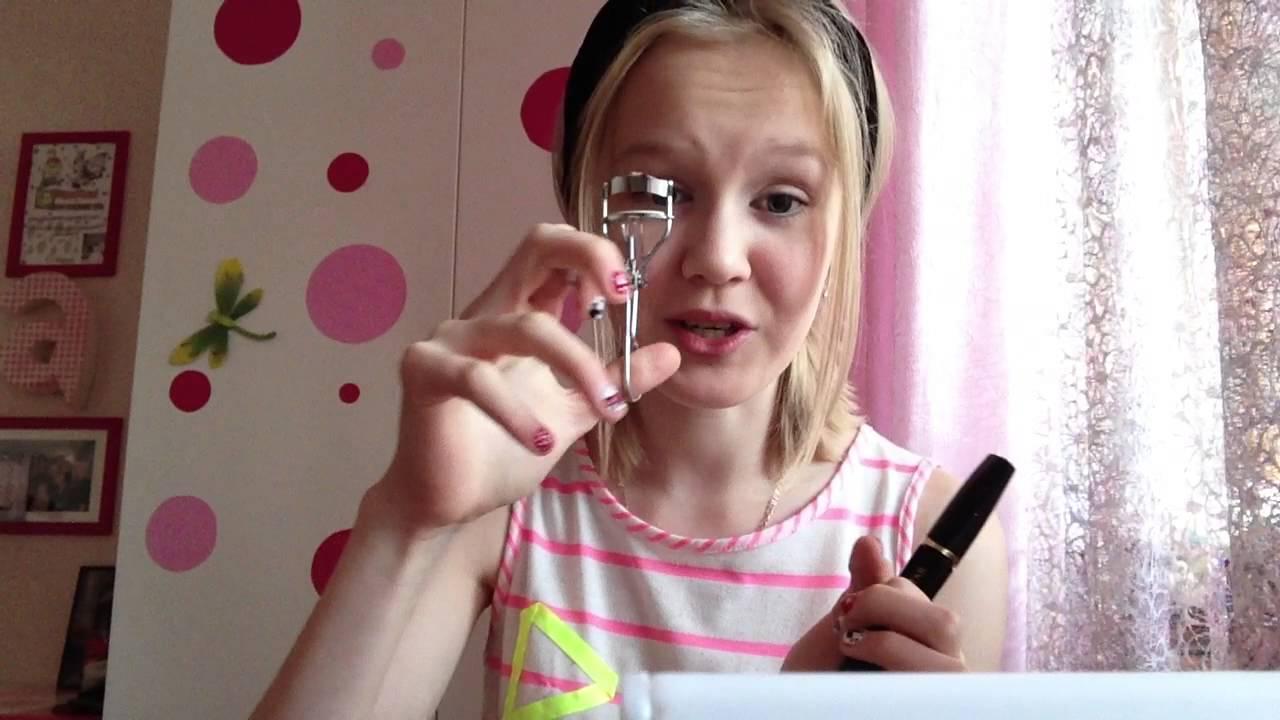 Макияж для подростков Первый макияж в школу - Первая