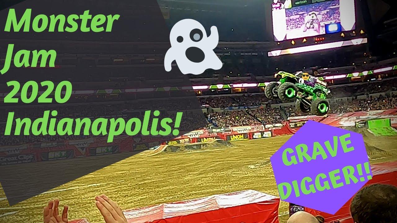 2020 Monster Jam Indianapolis Monster Trucks Youtube