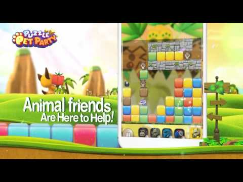 Puzzle Pet Party Google Play Pre-Register