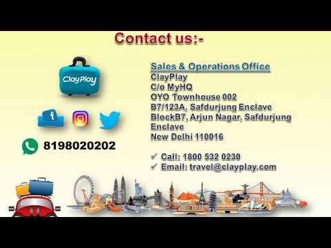 Clayplay com – Your Best Online Travel Concierge