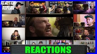 Avengers Infinity War Official Trailer Reactions Mashup | Reaction Replay