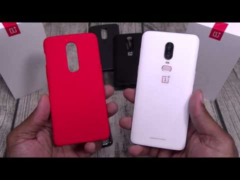 """oneplus-6-""""silk-white""""-limited-edition-unboxing"""