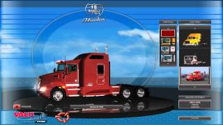 mod castores  para 18 wheels of steel haulin