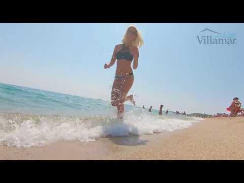 Playa De Aro (Playa D´Aro) Beach On The Costa Brava! Check It Out!