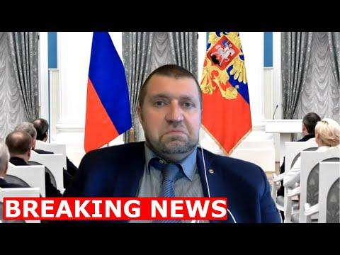 Обращение Путина перед обнулением. Дмитрий Потапенко