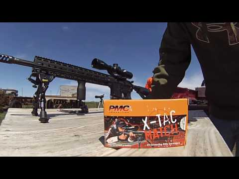 Faxon Firearms Heavy Fluted Barrel Accuracy