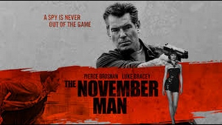 The November Man -film complet en francais