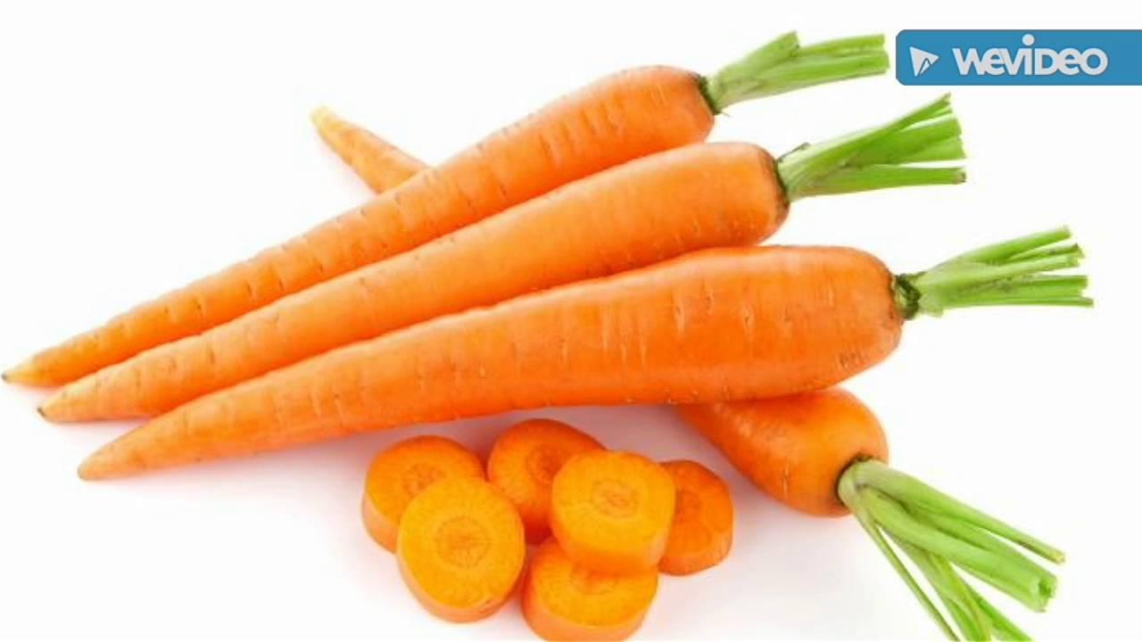 Las zanahorias las verduras hortalizas y tuberculos youtube for La zanahoria es una hortaliza