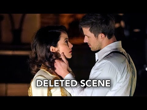 Timeless 2x03 Deleted Scene - Wyatt and Lucy Kiss (HD) #RenewTimeless