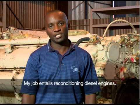 48 Hours 5 - Episode 25: Ship Diesel Mechanic