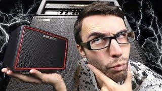 Micro Amp VS Big Amp!