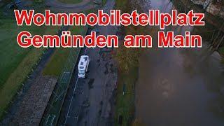Wohnmobilstellplatz - WoMo Stellplatz Gemünden/Main