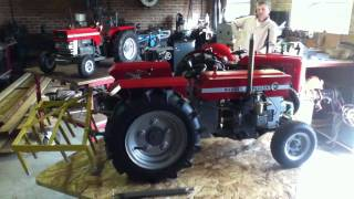 Homemade Massey-Ferguson Tractors mini