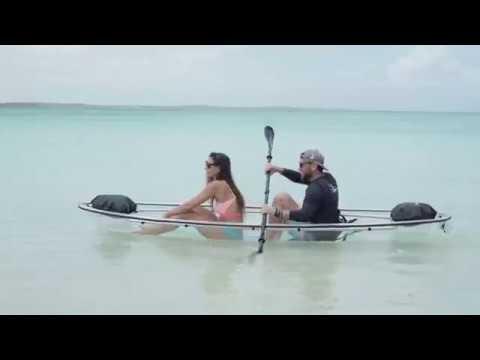 The Crystal Kayak Company Goes To Eleuthera