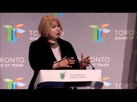 """The Honourable Deb Matthews presents """"The Action Plan for Health Care In Ontario"""""""