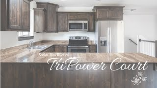 Cedar Mnt BiLevel Plan- TriPower Court (Cody, WY)