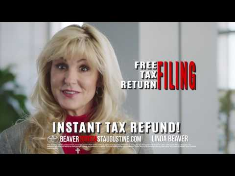 Free Tax Filing at Your Local Toyota Dealership Near Jacksonville