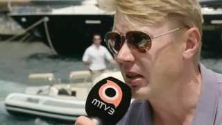 Mika Häkkinen talks about Schumacher