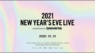 2021nyel 2021 New Year S Eve Live Official Trailer 1 Youtube