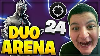 🤯MEIN NEUER DUO MATE + 24 KILL WIN IN ARENA🔥 | Wick Brothers Gaming