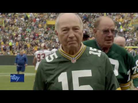Bart Starr to come to Packers-Saints game Sunday
