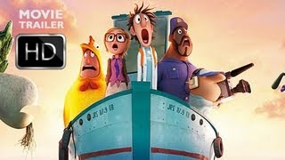 Cloudy With A Chance Of Meatballs 2 Official Trailer (Arabic and French Subtitles)