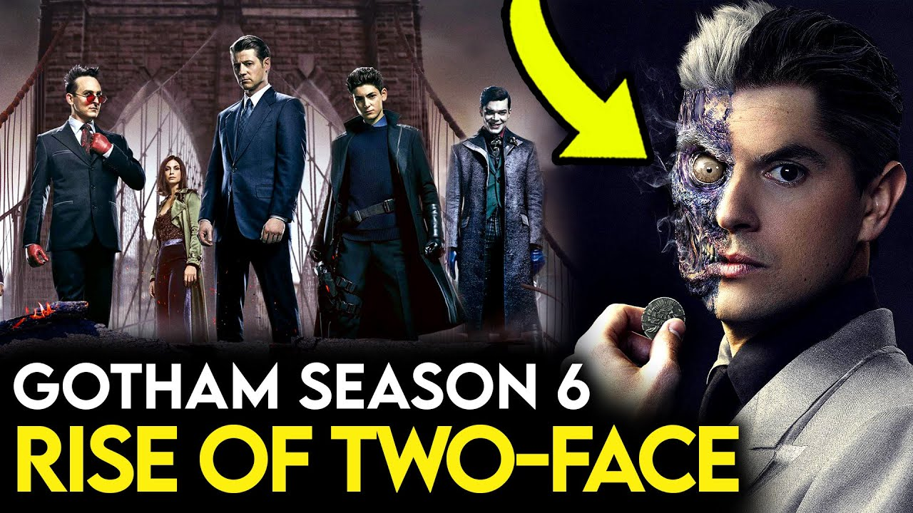 Download Gotham Season 6 - What It COULD Have Been
