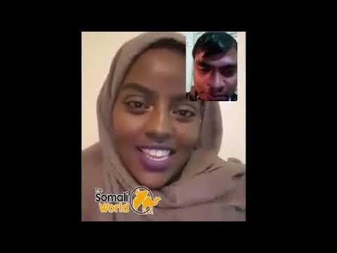 When a Somali Girl  and a Hindi Guy Connect Online thumbnail