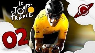 Tour de France 2015 (PS4) | Etape 2 : Utrecht - Zélande [FR ᴴᴰ]