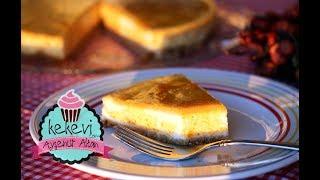 Cheesecake Tarifi - Karamel Soslu