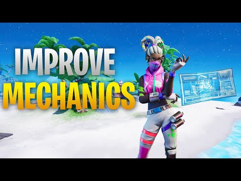 The Best Way To Improve Your Mechanics Fortnite Chapter 2 Season 2