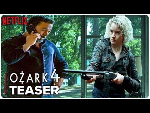 OZARK Season 4 Teaser (2021) With Sofia Hublitz & Jason Bateman