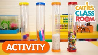 Learn Sounds With Sound Tubes | Caitlie's Classroom