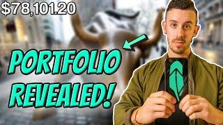 Revealing My HUGE 65 Dividend Stock Dividend Stock Portfolio!  Robinhood Investing 2020