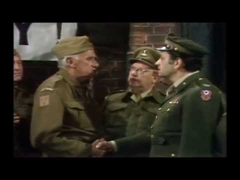 Frazer the Poet (Dad's Army, My British Buddy)