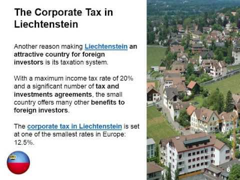 Why Is Liechtenstein an Attractive Country for Investors?