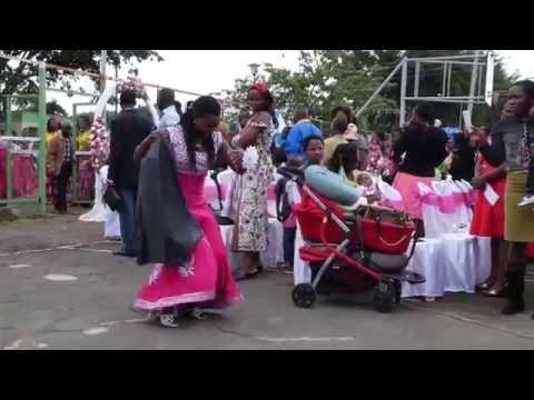 Purity Kateiko + Cosmas Wedding - 04/04/2015 (Kenyan Wedding)