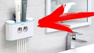 Набор для семьи | дозатор пасты зубные щетки стаканчики | алиэкспресс обзор