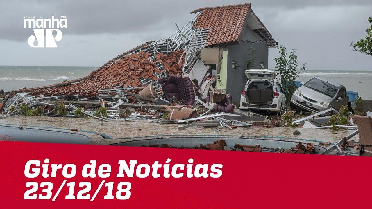 Giro de Notícias - 23/12/18